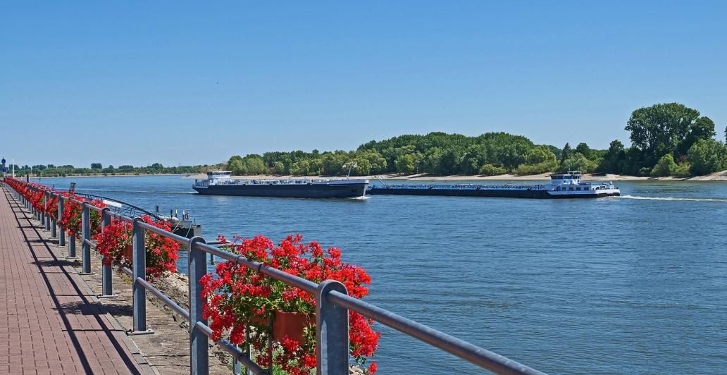Binnenschifffahrt Mobiles Hessen