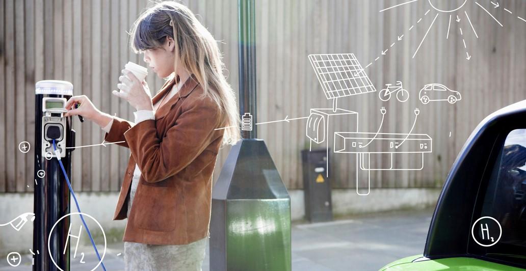 Elektromobilität Mobiles Hessen